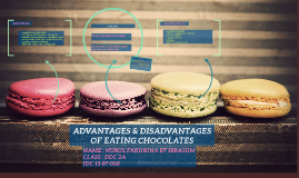ADVANTAGES & DISADVANTAGES OF EATING CHOCOLATE