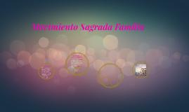 Movimiento Sagrada Familia