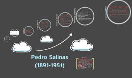 Copy of Copy of Pedro Salinas