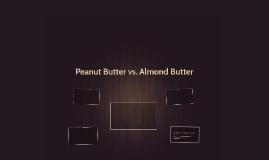 Peanut Butter vs. Chocolate