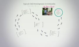 Typical Child Development 24-36 Months