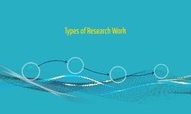 Research delimitation