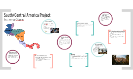 South/Central America Project