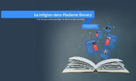 La religion dans Madame Bovary