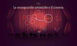 Copy of Le avanguardie artistiche e il cinema