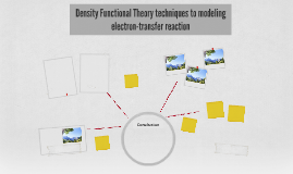 Density Functional Theory techniques to modeling electron-tr