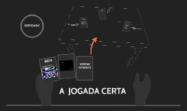 A  JOGADA CERTA