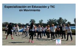 Especialización en Educación y TIC