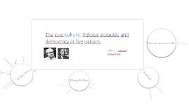 6. MCS.CultPol.The civic culture (Almond y Verba)