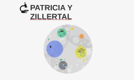 PATRICIA Y ZILLERTAL