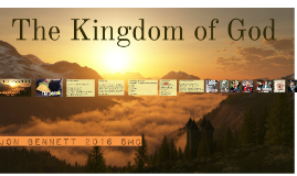The Kingdom of God 2016 SMC