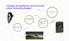 Monsters constituted significant deviations from categories