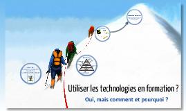 Technologies et formation