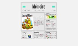 Copy of Le Recyclage