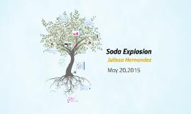 Soda Explosion