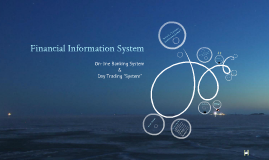 Copy of Financial Information System