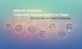 Men in Groups: