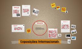 Exposições Internacionais