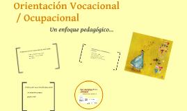 Orientación Vocacional / ocupacional