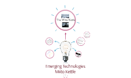 Copy of Emerging Technologies