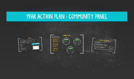 YPAR ACTION PLAN : COMMUNITY PANEL