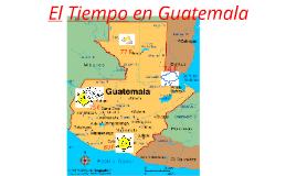 Guatemala Tiempo