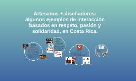 Copy of Artesanos + diseñadores