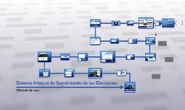 Sistema Integral de Seguimiento de las Elecciones 2018