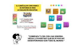Currículo - Evaluación