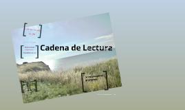 Copy of Cadena de Lectura