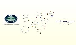 2009-2010 Board Summary
