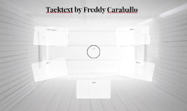Tacktext by Freddy Caraballo