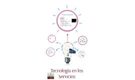Tecnología en los Servicios