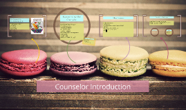 Counselor Introduction