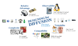 Designing for Diffusion