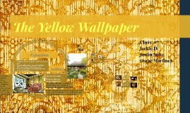 Copy Of The Yellow Wallpaper