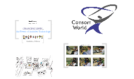 Copy of Assistive Technology Classroom Transformation