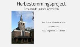 Herbestemming