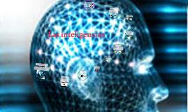 Copy of Las Inteligencias