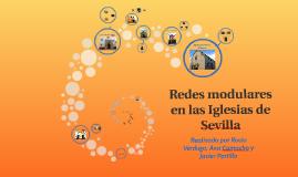 Redes modulares en las Iglesias de Sevilla