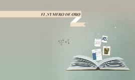 Copy of EL NUMERO DE ORO