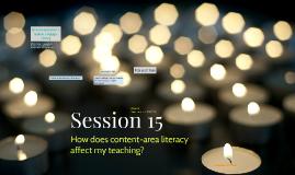 Session 15