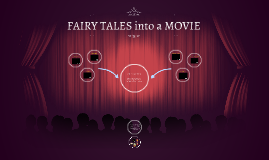 FAIRY TALES into MOVIES