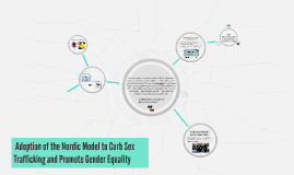 Adoption of the Nordic Model to Curb Sex Trafficking and Promote Gender Equality