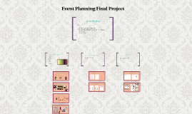 Copy of Event Planning Final Project