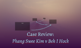 Case Review: