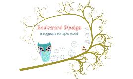 Backward Design