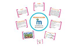 Copy of Presentación IenM