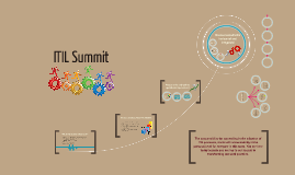 ITIL Summit