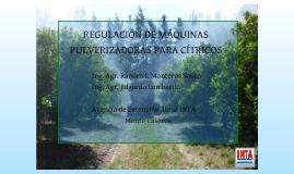 regulacion de maquinas 2